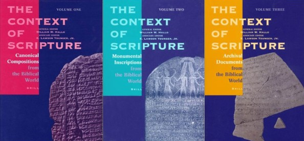 context of scripture vol1-3