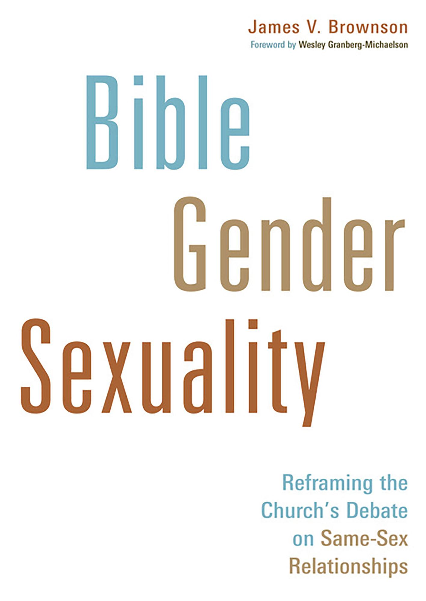 Scripture on sex orientation