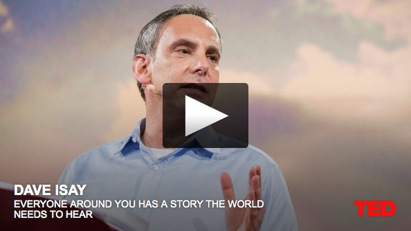 Dave Isay: Everyone around you has a story the world needs to hear