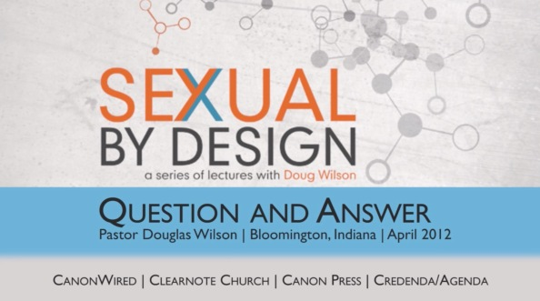 Sexual By Design, Q&A