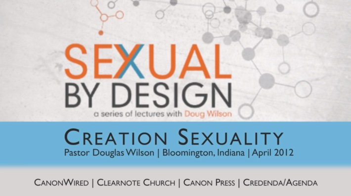 Sexual By Design, Creation Sexuality
