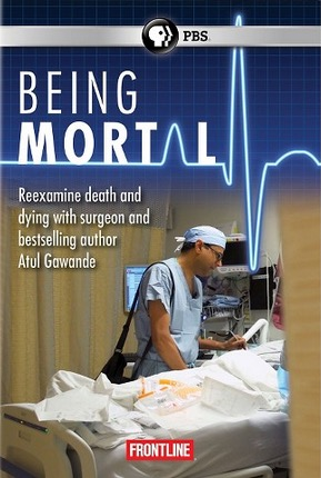 Being Mortal Frontline Cover